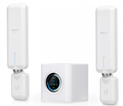 AMPLiFi-HD无缝漫游wifi路由和扩展器