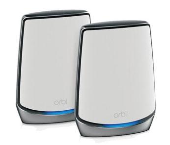 网件NETGEAR-Orbi-RBK852-分布式mesh-wifi6-无缝漫游路由