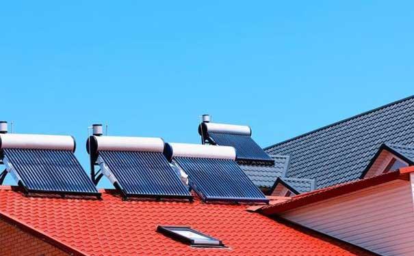 太阳能热水器水温计算器