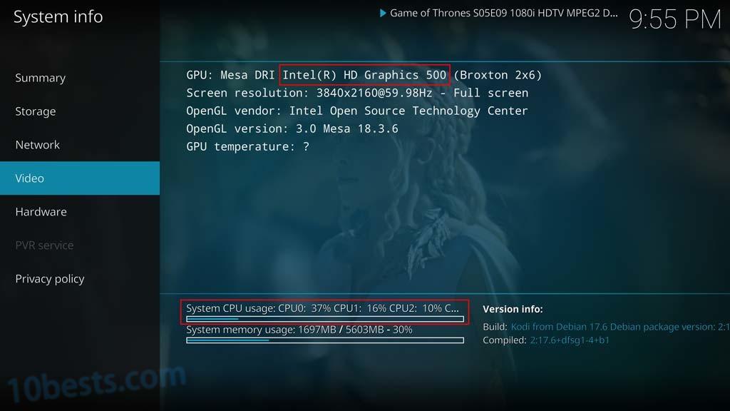 PVE直接安装Gnome图形界面和KODI做HTPC