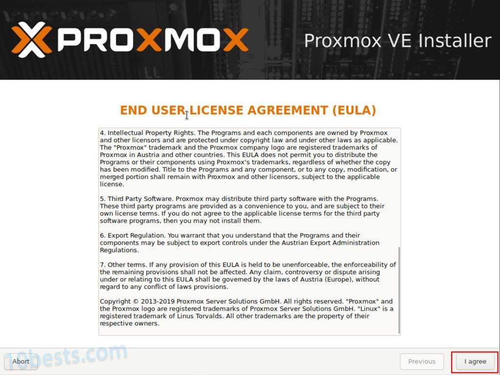 PVE安装教程2
