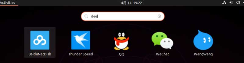 Ubuntu系统安装迅雷微信QQ百度网盘