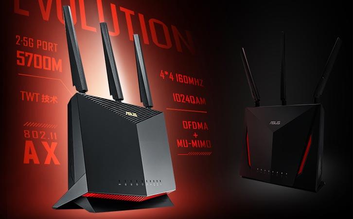 博通芯片方案的Wi-Fi6路由器推荐