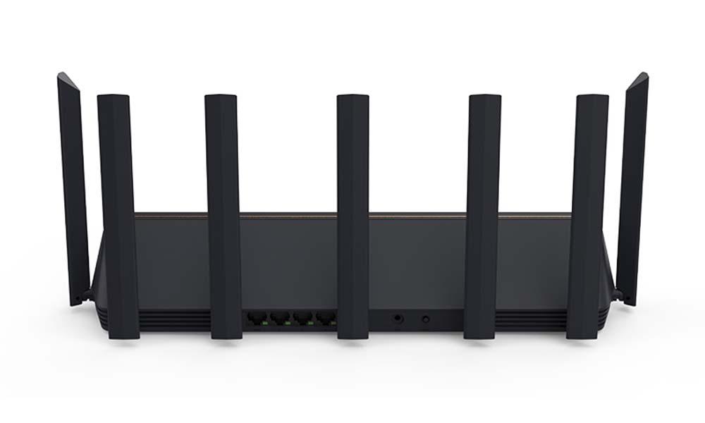 小米Wi-Fi6路由Mi AX3600几个网口有没有USB接口