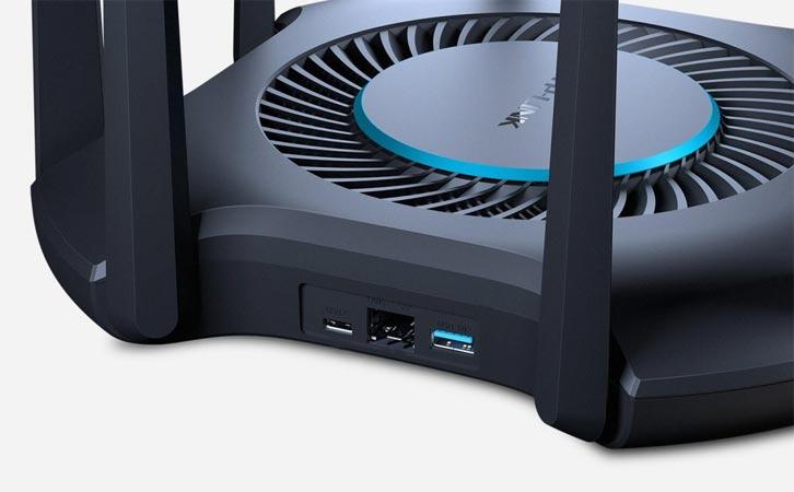 TL-XDR6060-XTR11060千兆光纤LAN口