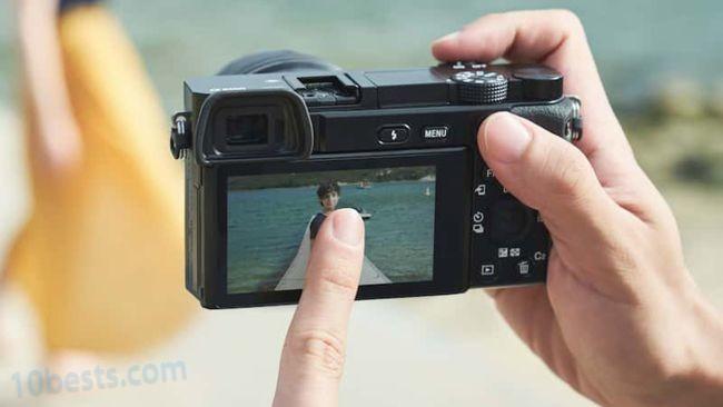 微单相机EVF和屏幕取景