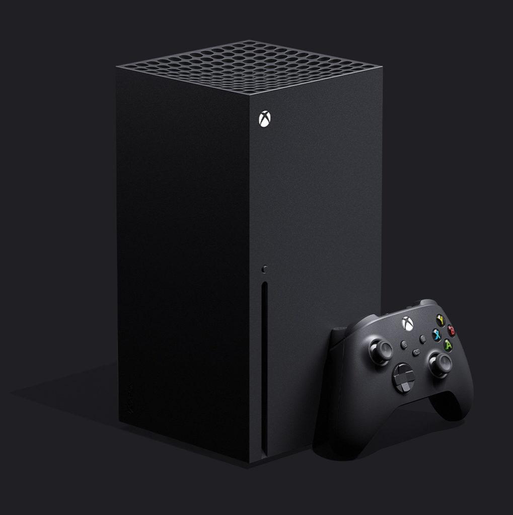 Xbox Series X实物图