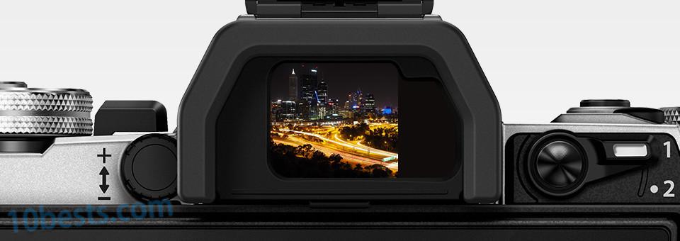 微单相机的电子取景器(EVF)