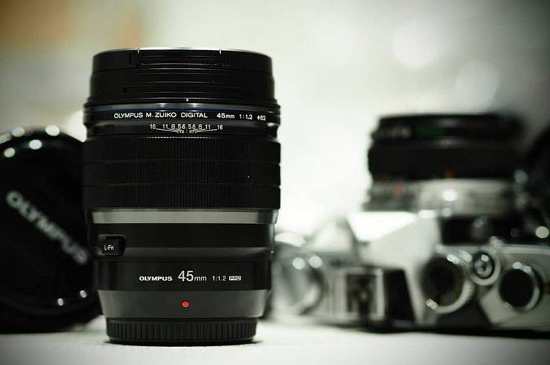 M4/3卡口微单相机镜头推荐