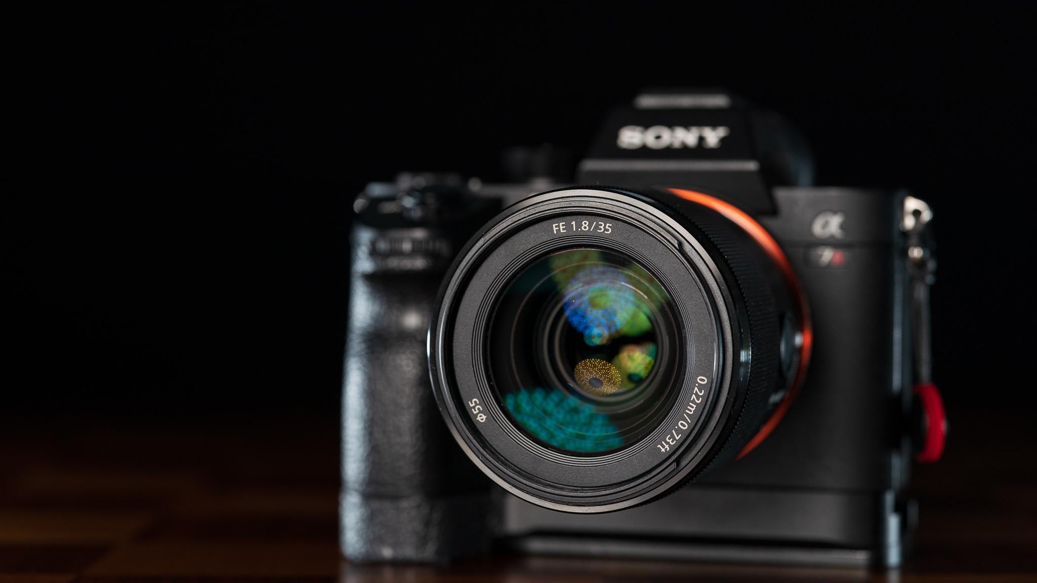 索尼全画幅微单镜头推荐